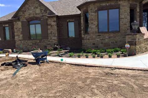 dayton ohio home improvement landscaping your new home