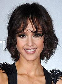 square face worst jessica alba best and worst medium haircuts for your face shape beauty riot