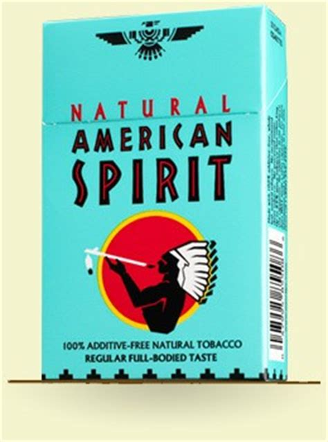 what are all the flavors of american spirit
