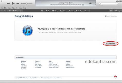 cara membuat apple id baru di mac cara membuat apple id gratis tanpa kartu kredit di itunes