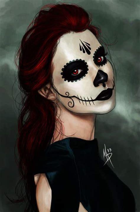 fotos la catrina reina de los muertos mexicanos publimetro 21 ideas de maquillaje de catrina con disfraz y peinados