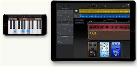garageband update vernieuwt geluidenkiezer en audiomixer