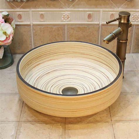 popular handmade vessel sinks buy cheap handmade vessel