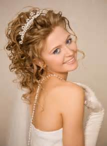 wedding hairstyles for curly hair best wedding hairstyles for women with long and short hair