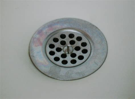 Bathtub Will Not Drain by File Bathtub Drain Jpg Wikimedia Commons