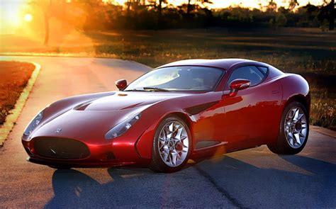 zagato designs  south african supercar meet  perana