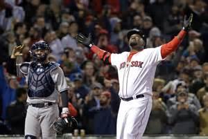 David Ortiz Home Runs by Sox Notebook David Ortiz Hits Home Run For Sick Boy