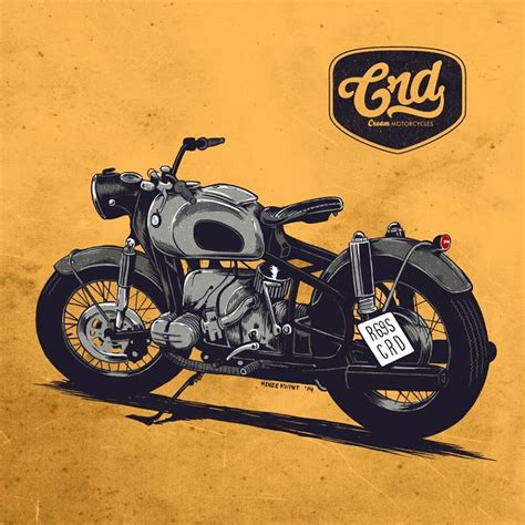 Poster Bingkau Kayu Cafe Racer 760 best images about great motorcycles posters and logos on black rebel