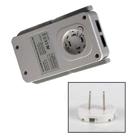 Rik Mini Dual Band mini portable 1200m dual band wireless router white us free shipping dealextreme