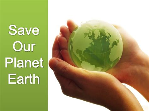 Can We Save Planet Earth Essay by Save Our Planet Earth