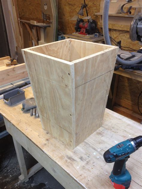 Blumentopf Aus Holz Selber Bauen 4612 by Blumenk 252 Bel Bauen Der Kellerwerker