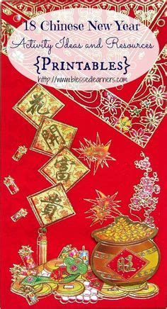 printable chinese new year bookmarks printable chinese zodiac bookmarks chinese new year