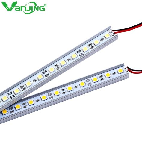 2pcs Lot 5050 Smd Led Bar Light White Warm White 36leds Bar Lights Led
