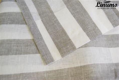 gardinen grau weiß gestreift leinen gardine weiss natur gestreift 145x235cm m05c33215