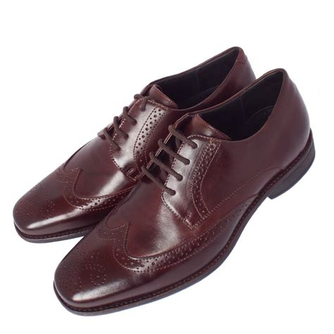 mens burgundy sneakers anatomic co mococa s burgundy brogues anatomic gel