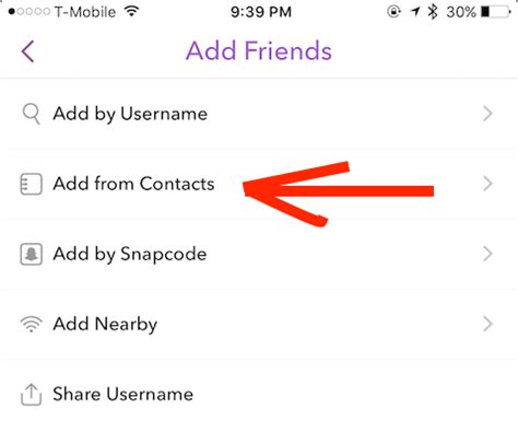 Finding Using Their Phone Number How To Add On Snapchat Using Their Phone Number More Ways Added Cydia Geeks