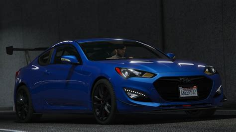 Hyundai Genesis Inside by Gta 5 2013 Hyundai Genesis Mod Gtainside