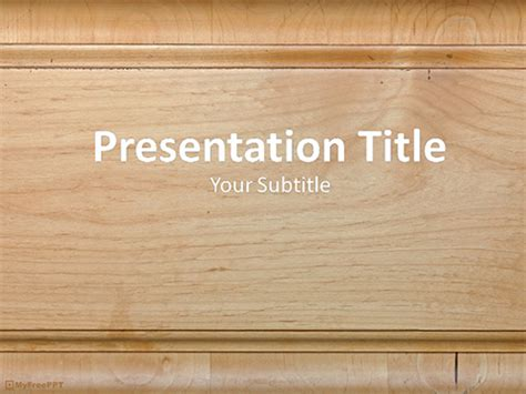 templates for powerpoint wood free vintage powerpoint templates myfreeppt com