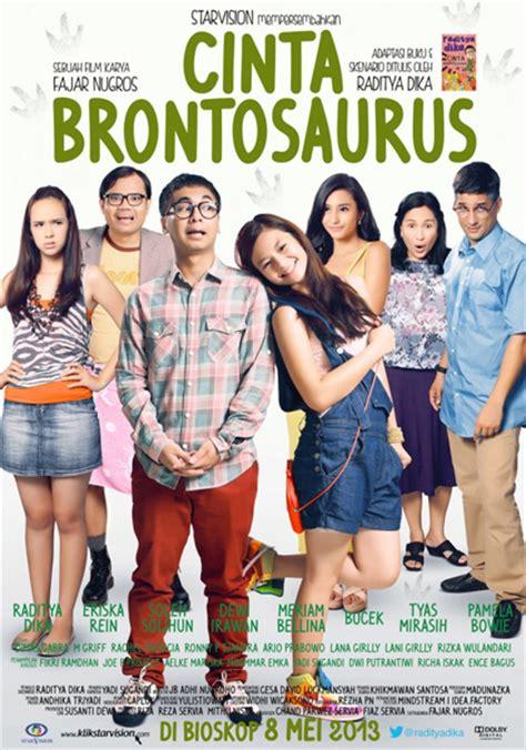 film indonesia unlimited love poster brontosaurus love