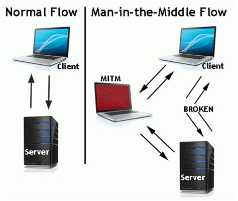 in the middle attack diagram in the middle mitm attack veracode