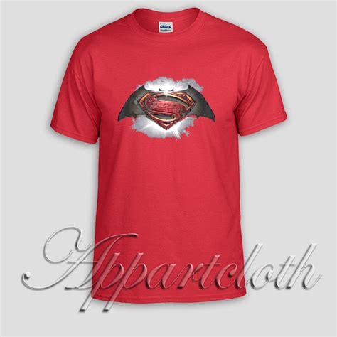 Kaos Tshirt Batman Vs Superman Printing superman vs batman unisex tshirt