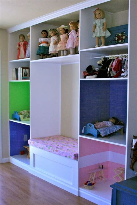 smart american girl doll organization