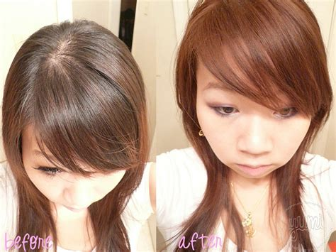 7a hair color yumiko s l oreal color preference in 7a ash