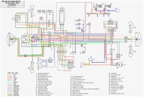 1986 moto 4 yamaha wiring diagram wiring diagram with