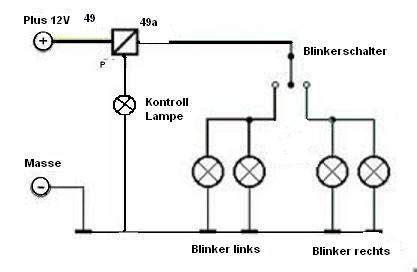 Motorrad Blinker Auf Led Umr Sten by Led Blinkgeber Blinkrelais 12v 30w 3polig Flasher Unit