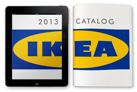 ikea 2012 catalog ikea catalog combines print with digital issue journal