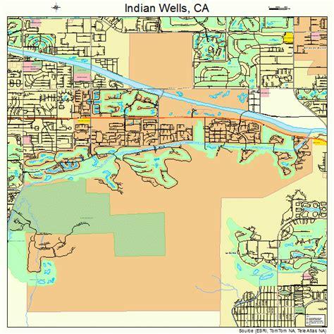 indian california map indian california map 0636434
