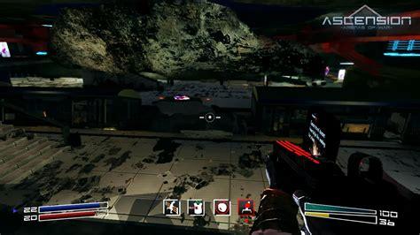 design game hud hud screenshot image ascension arenas of war mod db