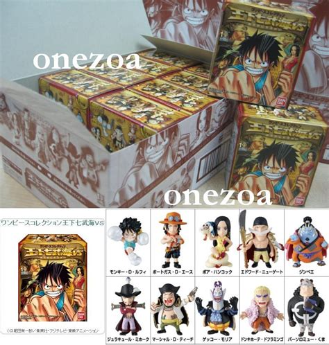 Figure Collection Fc One Absalom bandai one figure collection fc 15 ouka shichibukai seven warlords onezoa
