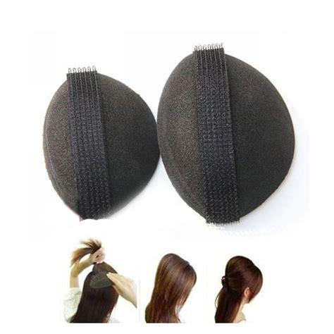 2015 1pc plate hair donut magic hair bun sponge maker brown hairs