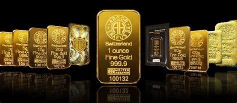 acquisto lingotti oro lingotti in oro
