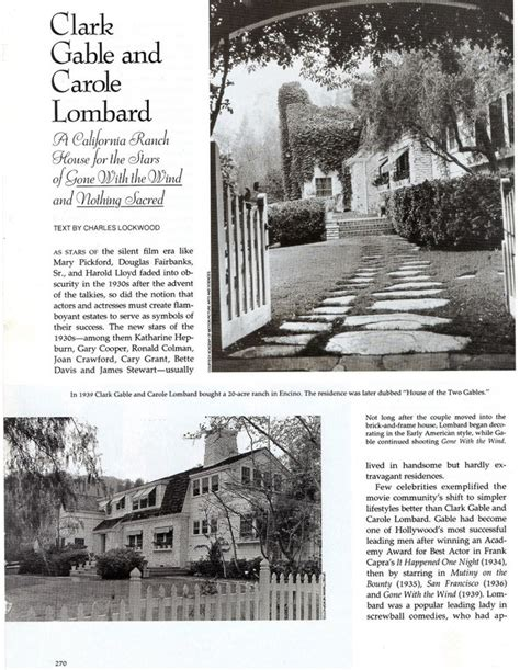 Bel Aire Valley Detox by Clark Gable And Carole Lombard S Home In The San Fernando