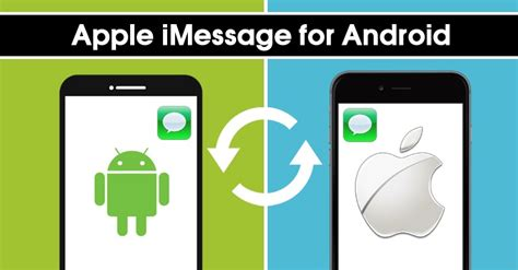 apple messages for android imessage for android