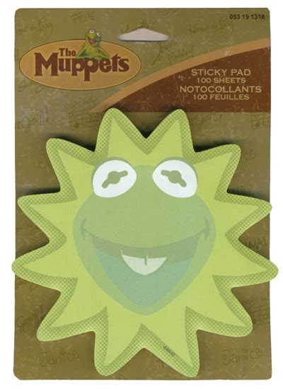 Dollar Origami Frog On A Pad Kermit I Couldn T - kermit sticky pad muppet wiki