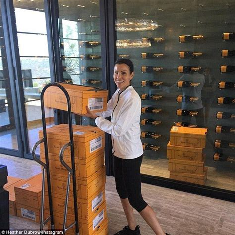 heather dubrow house tour heather dubrow celebrates new home with thousands of