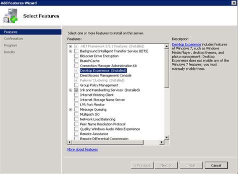 install desktop experience windows server 2012 r2 250 hello