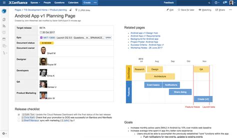 A Product Manager S Guide To Release Planning Atlassian Blog Release Plan Template Powerpoint