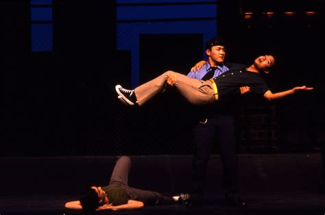 Officer Krupke by West Side Story Photo Call