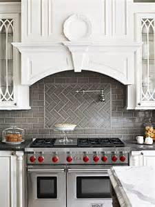 range ideas subway tile backsplash herringbone