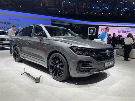 2019 Vw Touareg Tdi by Volkswagen Touareg V8 Tdi Genewa 2019 W Auto Motor I Sport