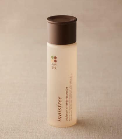 Harga Innisfree Soybean Essence 5 rekomendasi essence korea untuk hilangkan wajah kusam