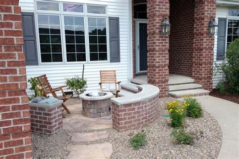 Front Yard Patio by Front Yard Patio Ideas Small Front Yard Patio Ideas