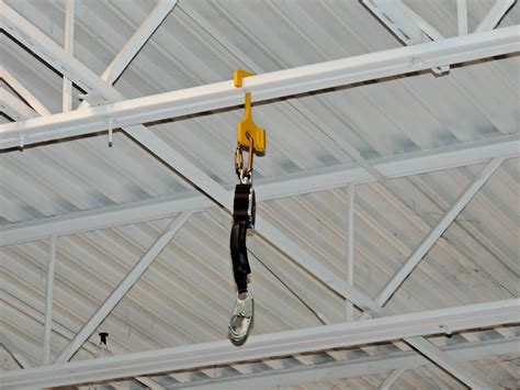 tie point roof construction single point anchors diversified fall protection