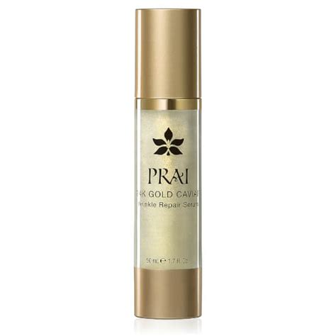 Serum Gold 24k prai 24k gold caviar wrinkle repair serum 50ml beautyexpert
