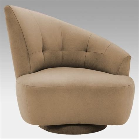 Odion Swivel Accent Chair Contemporary Living Room