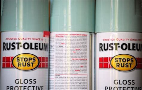 quot glacier blue quot rustoleum pinner says looks green on lid but it is a duck egg blue similar to